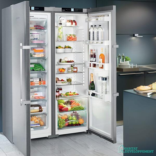 habitat developpement frigo americain classe climatique