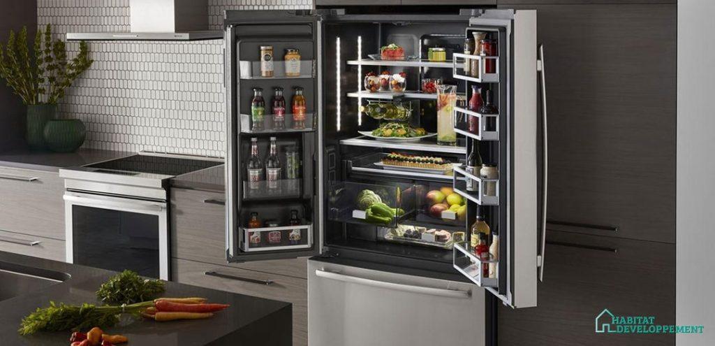 frigo multi-portes refrigerateur