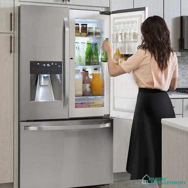frigo multi-portes refrigirateur 2