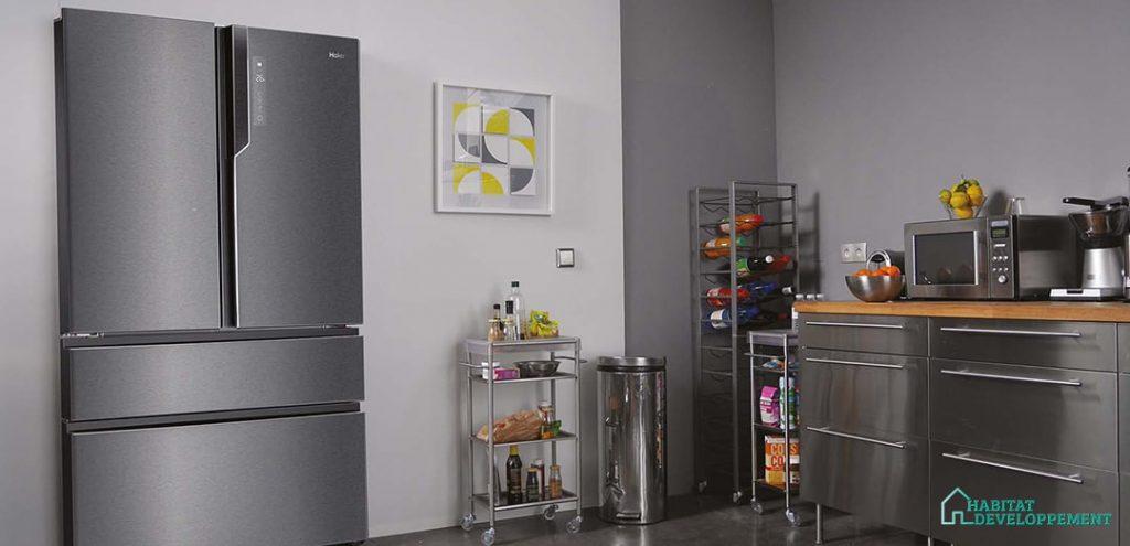 frigo multi-portes haier