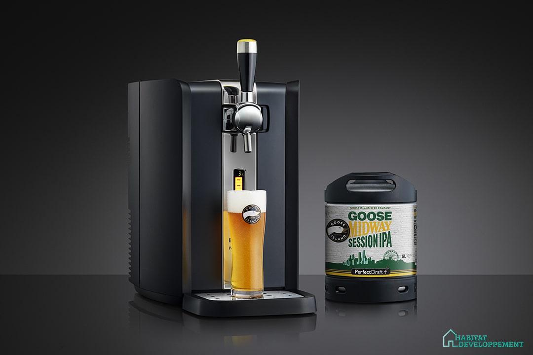 Comparatif des meilleures tireuses à bière