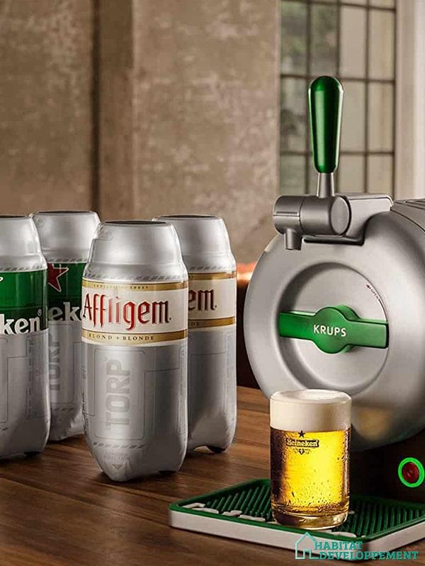 tireuse à bière - pompe à bière